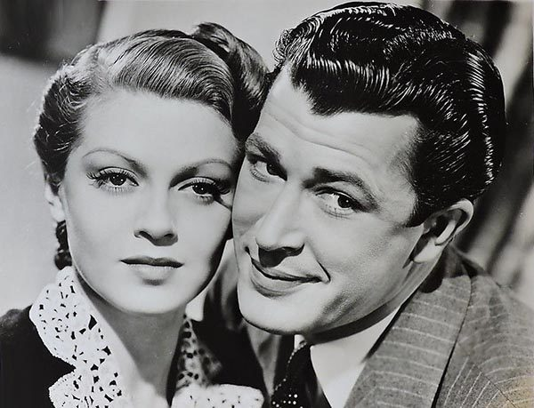 Lana Turner and John Shelton - We Who Are Young
