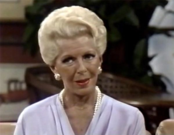 Lana Turner - 1982 - Interview Gary Collins