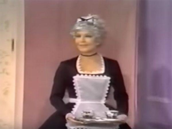 Lana Turner - Tim Conway Show - 1970