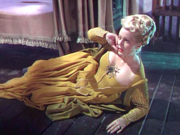 Lana Turner - The Three Musketeers - 20 Oct. 1948